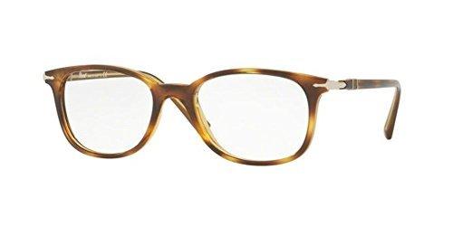 Persol De Gafas Havana 52 Para Hombre 0po3183v Monturas U8qwnrSTU