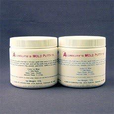 Alumilite Mold Putty 15 Blue 2 Lb