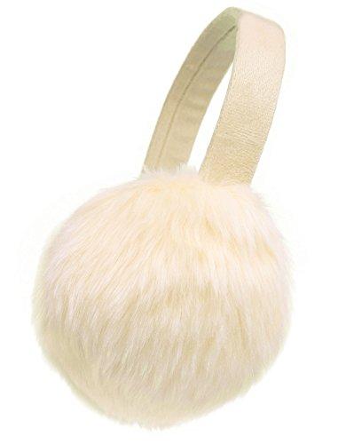 Simplicity Unisex Warm Faux Furry/ Fleece Winter Outdoor EarMuffs
