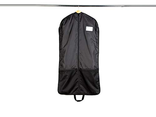 Covermates - Deluxe Dress Garment Bag - 24W x 2D x 52H - 2 YR Warranty - Year Around Protection - - Deluxe Dress Cover Polyester