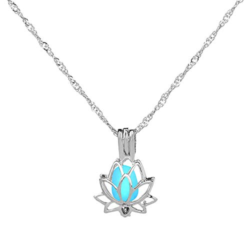 Lotus Box Luminous Pendant Nec...