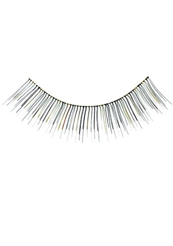 e71c2d22be7 Amazon.com : False Eyelashes #231 for Cancer, Alopecia and Hair Loss False  Eyelash #231 - Natural Blend : Beauty
