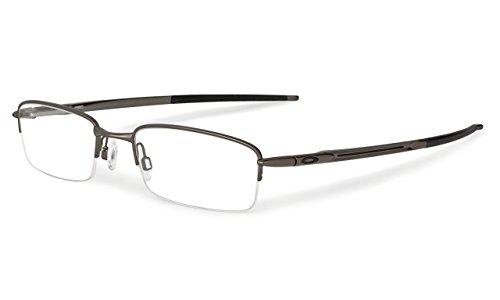 Oakley Rhinochaser OX3111-0154 Eyeglasses Cement Clear Demo 54 - Oakley Optical Sunglasses