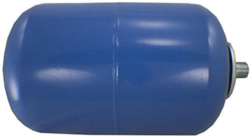 Duda Energy ExpTank-024V-PW 24 L/6.3 gallon Blue Expansion Tank for Wells & Domestic Hot Water Supply Tank Thermal Pressure Protection by Duda Energy