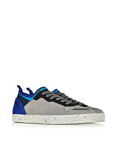 Hogan Rebel Sneakers Uomo HXM1410U370CG80XCT Pelle Multicolor