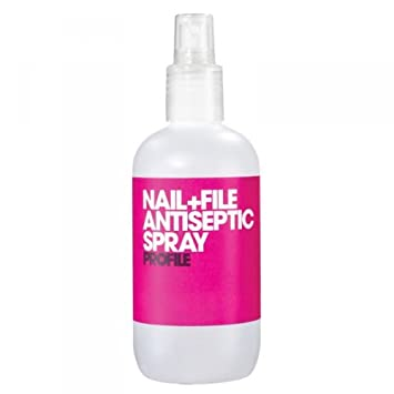 Salon System Profile Nail File Antiseptic Spray 250ml