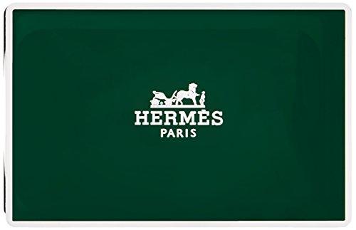 Three (3) Luxury Hermès Paris Eau d'Orange Verte Gift Soaps (total 15.6 Ounces/450 Grams) Of Beautifully Boxed Jumbo Perfumed Soaps / Savon Parfumes - Each Fragranced Hermès Jumbo Soap Is 5.2oz/150g by Hermes (Image #1)
