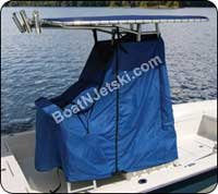 Taylor Made Products 67852OG Universal T-Top Center Console (Center Console Offshore Boat Cover)