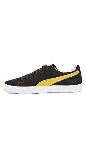 Seleziona Sneakers Clyde Premium Core da uomo, Puma Black, 8.5 D (M) US