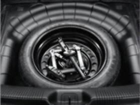 Genuine Dodge 82212849 Spare Tire Kit by Dodge (Image #1)