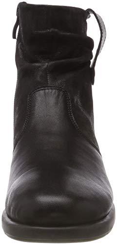 Stivaletti Nero 25404 Donna Comb black Caprice 19 5q6tROqxn