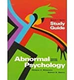 Abnormal Psychology, Oltmanns, 0137502583