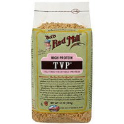 Bob's Red Mill TVP (Textured Vegetable Protein), 10-ounces (Pack of4) by Bob's Red Mill