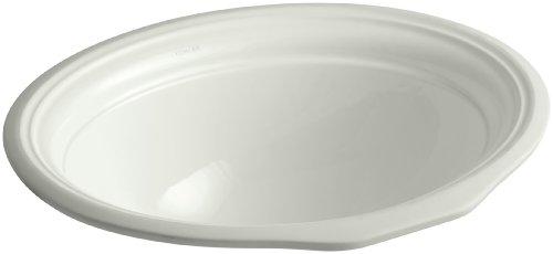 KOHLER K-2336-NY Devonshire Undercounter Bathroom Sink, - Bathroom Devonshire Undermount Sink