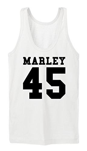 Marley 45 Tanktop Girls Bianco