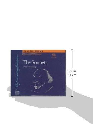 The Sonnets (New Cambridge Shakespeare Audio)