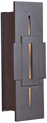 Craftmade TB1040-AI Stacked Rectangles Lighted Touch Button