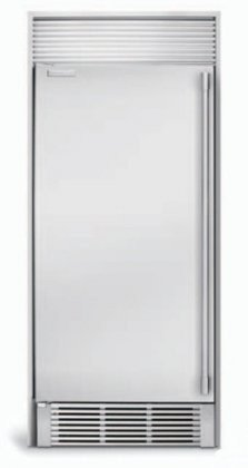 Electrolux Icon E32AF75JPS Professional 18.6 Cu. Ft. Stainless Steel Upright Freezer - Energy Star