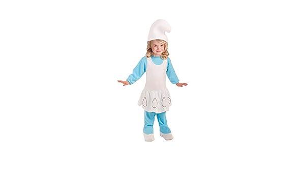 Niños Pequeños Disfraz de pitufina ierung: Amazon.es: Juguetes y ...