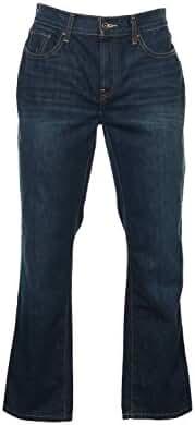 Nautica Men's Blue Heather Skinny Fit Jeans