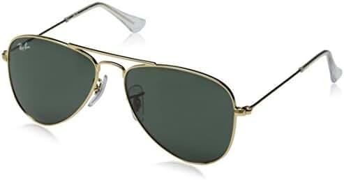 Ray-Ban Junior Kid's RJ9506S Aviator Sunglasses