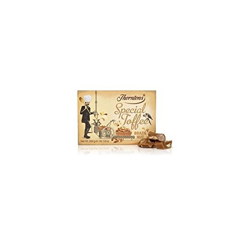 Thorntons Brazil Nut Special Toffee Box (500g)