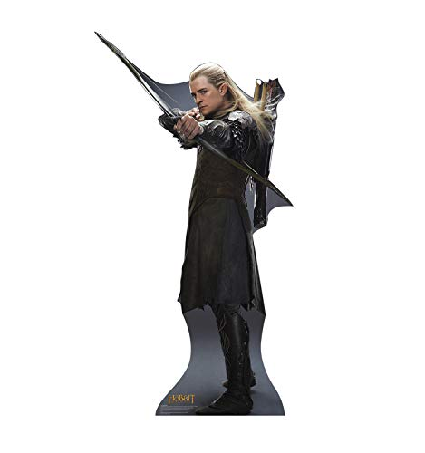 Advanced Graphics Legolas Life Size Cardboard Cutout Standup - The Hobbit: The Desolation of Smaug (2013 Film)