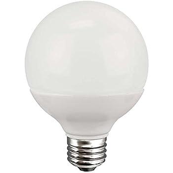 Tcp G25 E26 Base Led Globe Light Bulbs 40w Equivalent