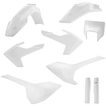 Acerbis 19-20 Husqvarna FC450HQ Full Plastic Kit Grey