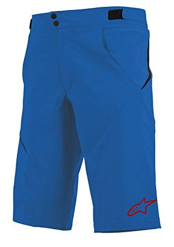 - Alpinestars Men's Pathfinder Shorts, Royal Blue/Red, Size 28