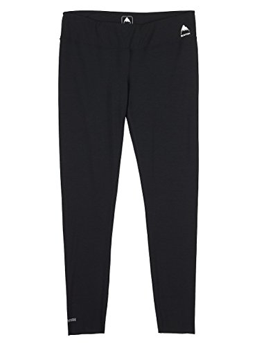 Burton Bases (Burton Women's Midweight Pants, True Black, Medium)