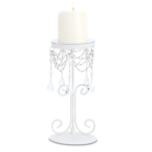 Gifts Decor Elegant Beaded Candleholder product image
