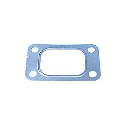 T3 T3/t4 Turbo Inlet Manifold Gasket Stainless Steel Will Fit All Big Brand Like