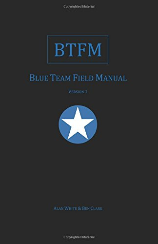 Blue Team Field Manual BTFM product image