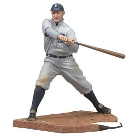 (McFarlane Toys Cooperstown Series 5 Ty Cobb  6