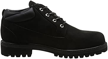 Timberland Men's Icon Premium Waterproof Oxford, Black Full