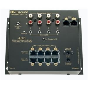 Russound - 2000-115882 - 4 Zone 4 Source Hub (Russound Hub)