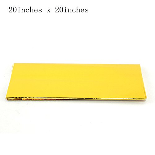 adhesive backed heat barrier - 7