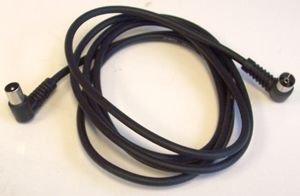 Tk9 K – Cable coaxial para TV R/A P-S negro 0,6 m