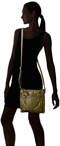 femme bandoulière 2808182 Khaki Tamaris sac Vert 701 gPwx7O