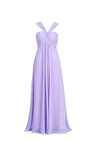 Cocktailkleid lavendel