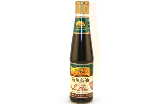 Soy Sauce Seasoned For Seafood - 14oz (Pack of 1)