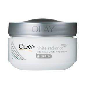 Olay Blanc Eclat Crème Intensive SPF 24 Protection Whitening UV (50 g)