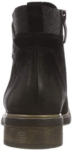 Chelsea Black Women's 25317 21 Black 7 Boots Tamaris Uni Ft4qSYx