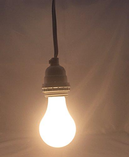 Light Bulb E26 Socket 15ft Extension Hanging Cord Lantern
