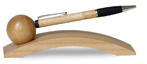 Boing! Designs Helios Maple Wood Arch with Grip pen (A00111) by Boing! Designs Maple Arch