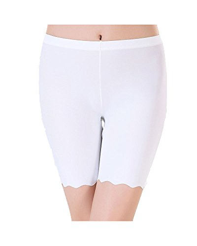 Daiendi - Shorts - para mujer Black+Nude+White