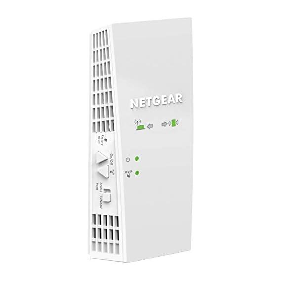 NETGEAR AC750 WiFi Range Extender (EX3700-100INS)