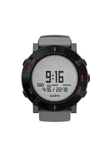 Suunto Core Watch, Altimeter, Barometer and Compass Black Gray Crush (grey)
