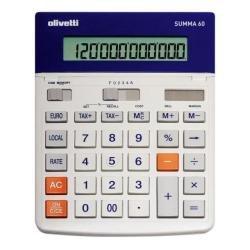 Olivetti 421187 Calcolatrice da Tavolo B9320